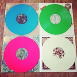 "Tunng - coloured 12"" reissues"