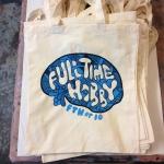 Full Time Hobby At 10 Tote Bag