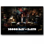 20,000 Days On Earth Film Poster