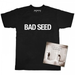 Push The Sky Away CD + Bad Seed T-Shirt Bundle
