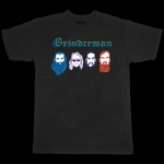 Grinderman Faces T-Shirt