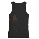 Her Hair Hangs Down - Girls' vest