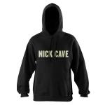 Nick Cave Pullover Hoodie