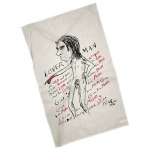 Loverman Tea Towel