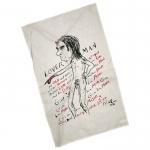 Loverman Tea Towel