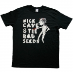Nick Cave Loverman sketch T-shirt