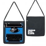 Melange Black 20,000 Days On Earth Tote Bag