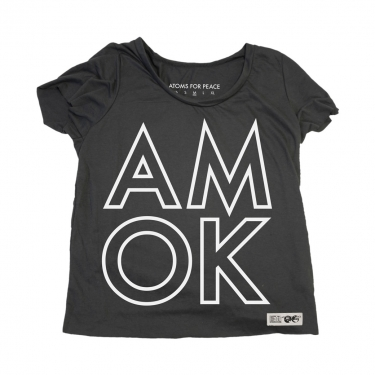 AMOK GIRLS TEE