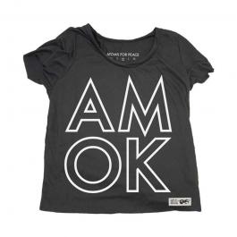 AMOK GIRLS TEE