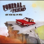Funeral For A Friend - See You All In Hell EP CD