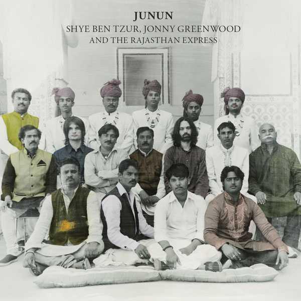 JONNY GREENWOOD 'JUNUN' ALBUM