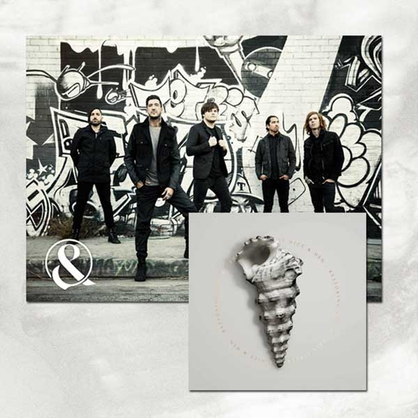 Of Mice & Men - Restoring Force: Full Circle CD + Poster