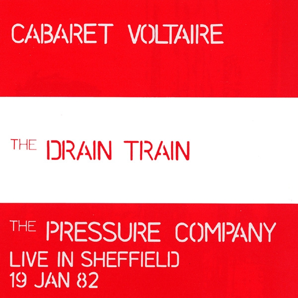 The Drain Train / The Pressure Company - CD
