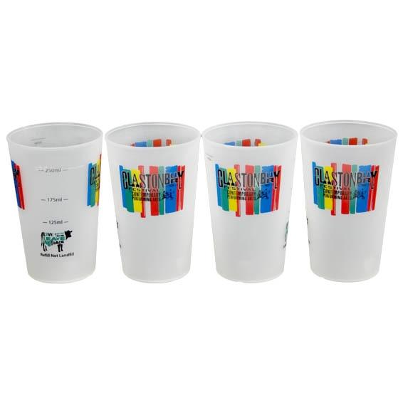 Glastonbury Cup Set (1/2 Pint)
