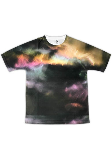 ALLOVER DYE SUBLIMATED T-SHIRT