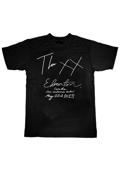 EDMONTON EVENT T-SHIRT