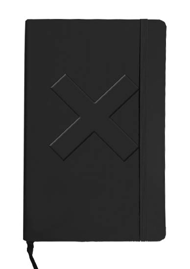 THE XX NOTE BOOK