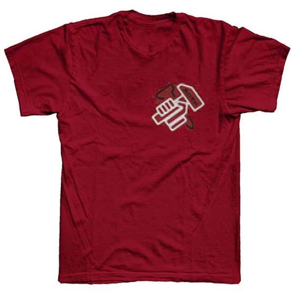 Cardinal Hammer T-Shirt