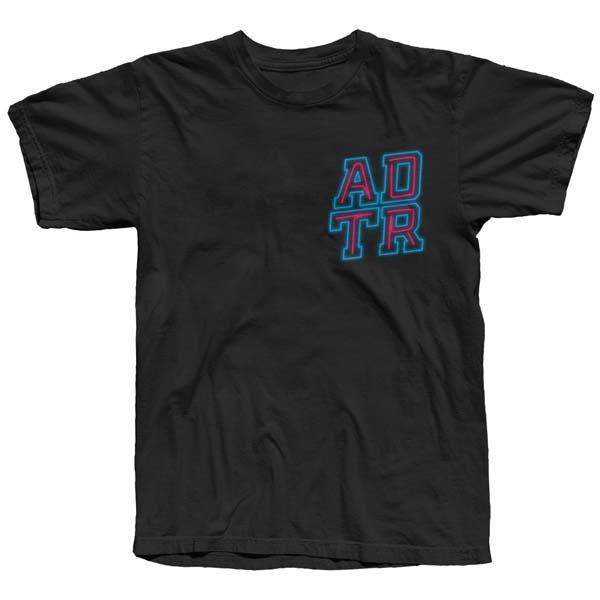 NEON Black T-Shirt