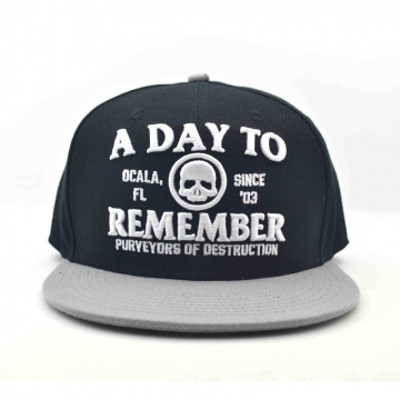 Purveyors Of Destruction Snapback Cap