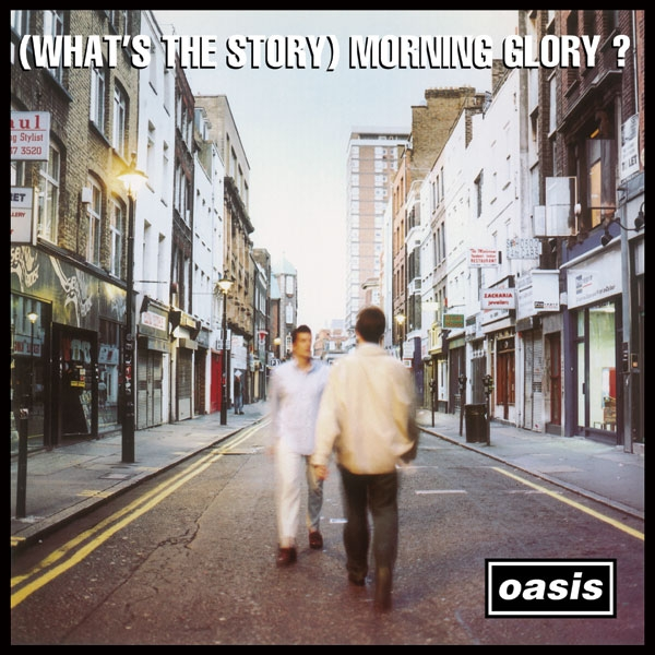 (WHAT'S THE STORY) MORNING GLORY? (REMASTERED) - STANDARD CD