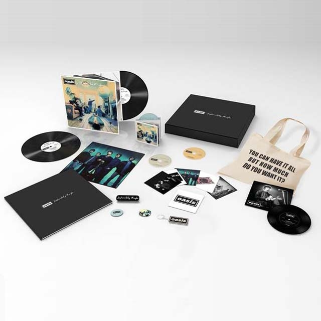 DEFINITELY MAYBE (REMASTERED) - SUPER DELUXE BOXSET