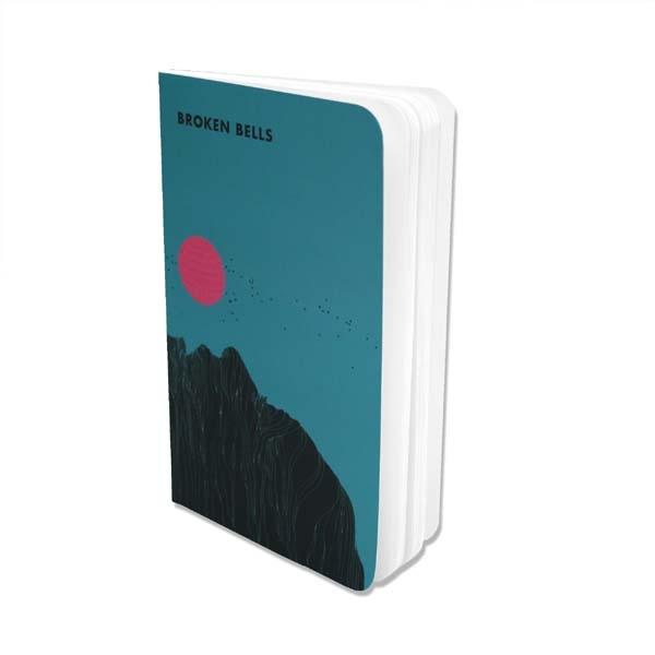 Broken Bells Denik Notebook