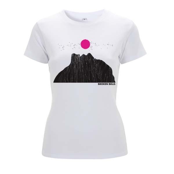 Womens Mountain Girl T-Shirt