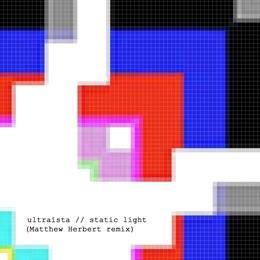 Ultraísta - Static Light (Record Store Day 10 Inch)