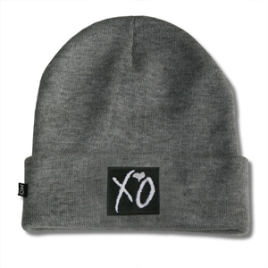 XO OFFICIAL WINTER BEANIE GRAY on The Hunt fedef91270b8