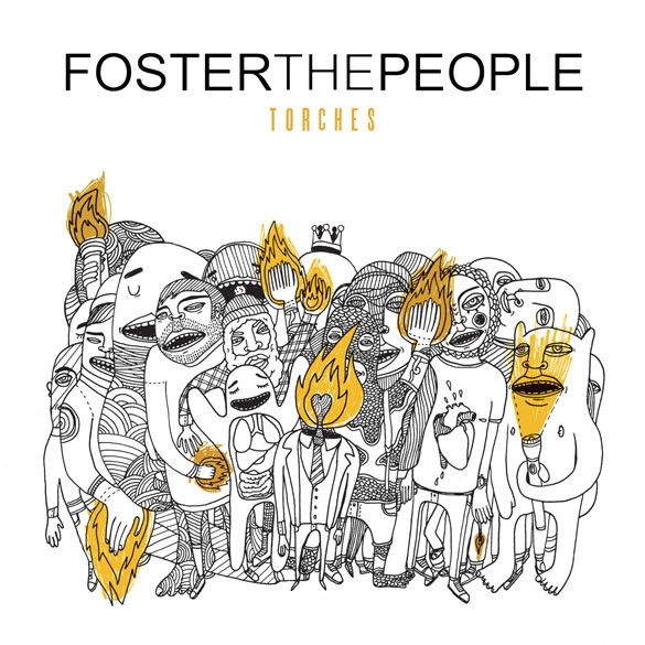 Torches CD