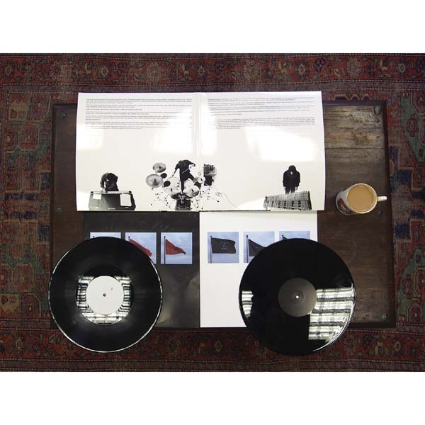 "These New Puritans - Field of Reeds Double 12"" Vinyl"