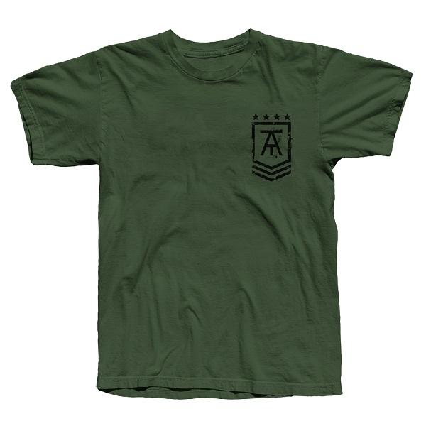 ARMY BADGE TEE