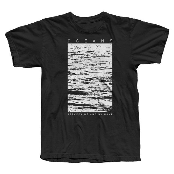 BLACK OCEANS TEE