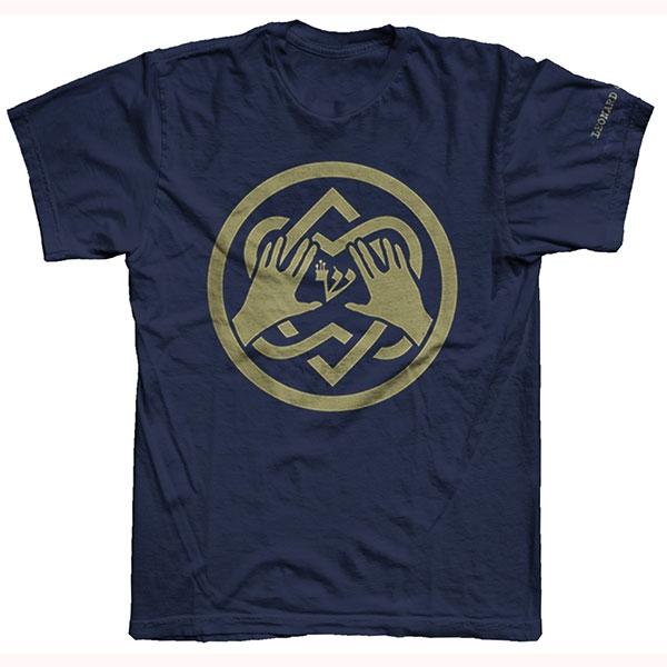 Navy Blessing T-Shirt