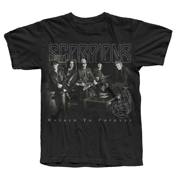 Black Flightcase T-Shirt
