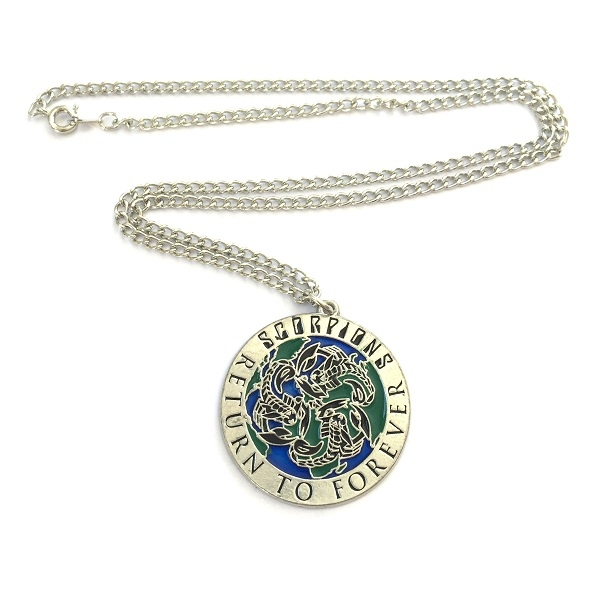 Return To Forever Pendant Necklace