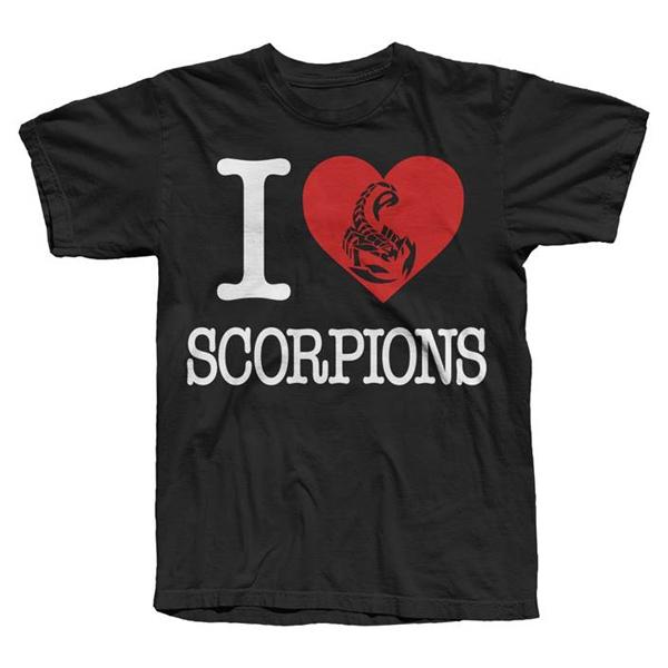 I Love Scorpions Tee - Pre Order