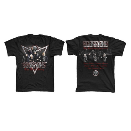 Final Sting Photo 2012 Tour T-Shirt
