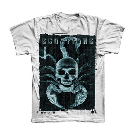 White X-Ray T-Shirt