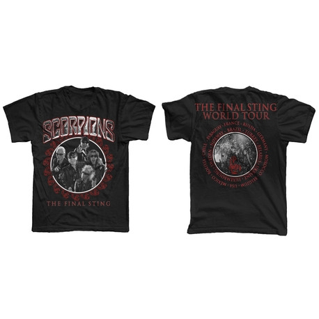 November/December Tour T-Shirt