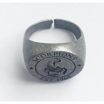 Scorpions Logo Ring