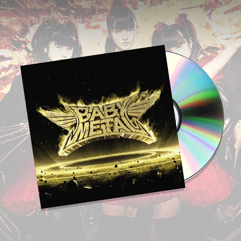 METAL RESISTANCE CD