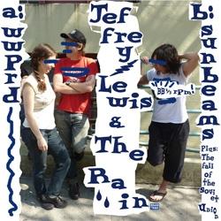 "JEFFREY LEWIS & THE RAIN - WWPRD - 7"""