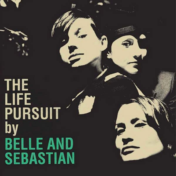 "Belle & Sebastian The Life Pursuit Re-Issue 12"""