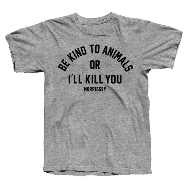 Grey Be Kind T-Shirt