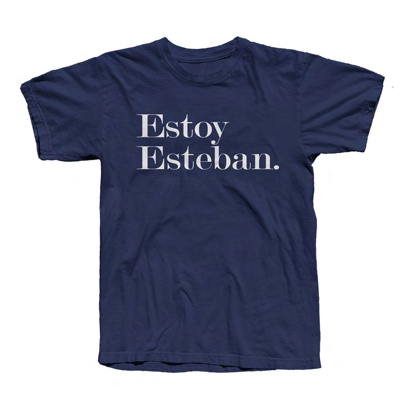 Esteban Tee Navy