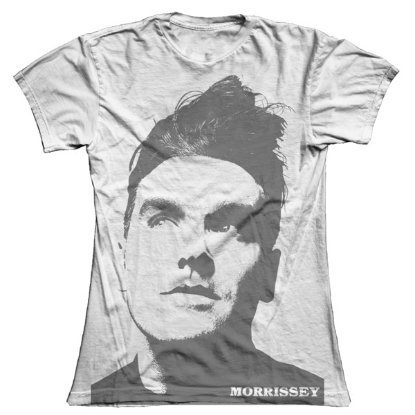 White Everyday Burnout Ladies T-Shirt