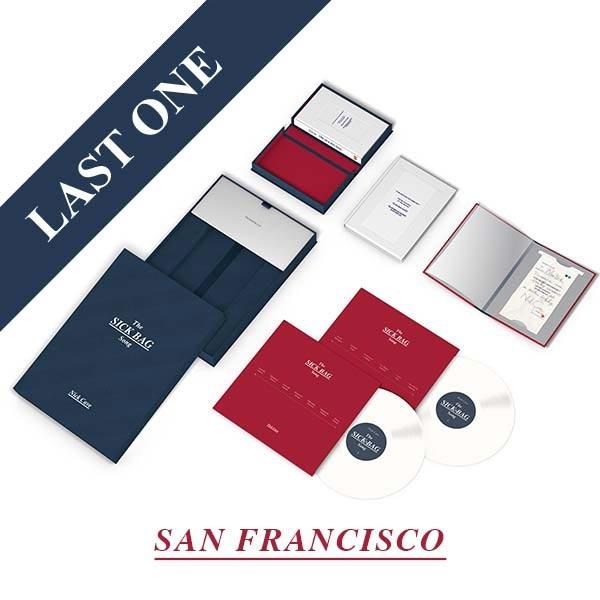 The Sick Bag Song: Limited Edition - San Francisco, California
