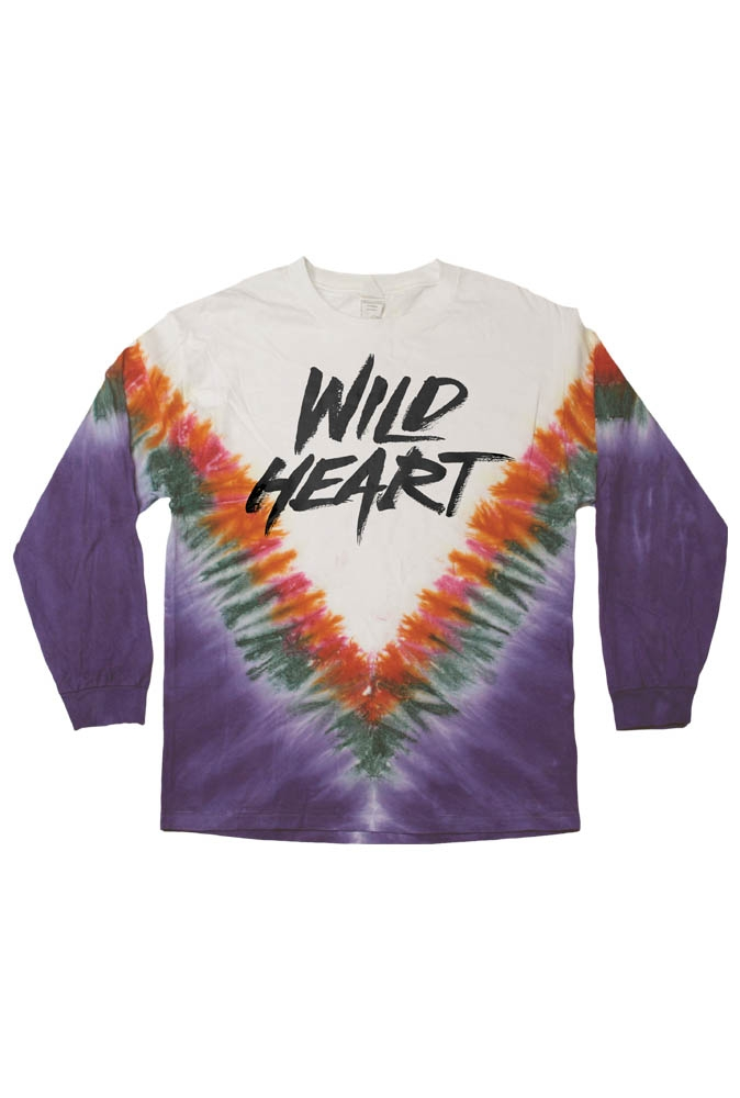 SPECIAL EDITION TIE DYE LONG SLEEVE